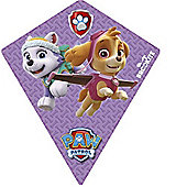Brookite Paw Patrol Diamond Kite - Everest and Skye