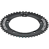 Stronglight 5-Arm/144mm Track Chainring: 51T.