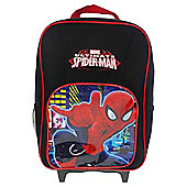 Spiderman Wheeled Bag