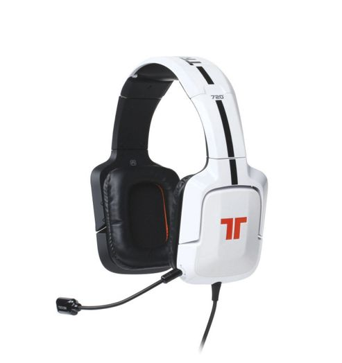 Tritton 720+ 7.1 Surround Headset For Xbox 360/PS4/PS3 - White