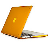 MacBook Pro Retina 13in SeeThru Butternut Squash
