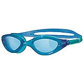 Zoggs Panorama Blue/Aqua Adult Goggles
