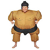"""Inflatable Sumo Suits - Sumo Fancy Dress"""