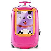 GoVinci Trolley Pink/Orange