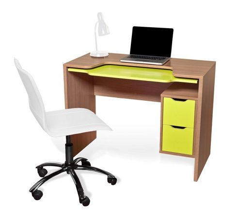 Buy mekablock segovia workstation from our office desks tables range tesco - Tesco office desk ...