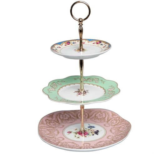 Buy 3 Tier Regency Cake Stand from our Cake Stands ...