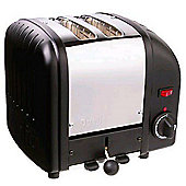 Dualit 20237 2 Slice Polished Toaster - Black