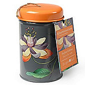 Burgon & Ball Twine in a Tin Passiflora Design GRHTWINEPASS