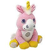 Flashlight Friends Unicorn Soft Toy