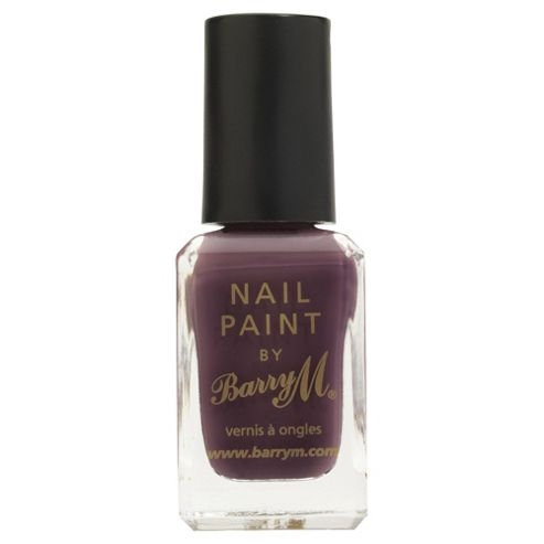 Barry M Nail Paint 358 Vintage Violet 10ml