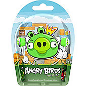 Gear4 Angry Birds Tweeters In Ear Headphones - Pig King