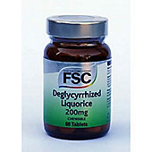 Fsc Liquorice 200Mg 60 Tablets