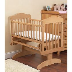 V&M Glider Cradle in Light Natural