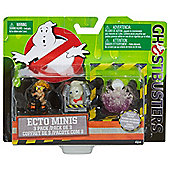 Ghostbusters Jillian, Rowan in Trap, and Gertrude Ghost Mini Figure (3 Pack)