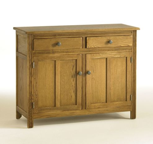 Old Charm Hertford 2 Door Sideboard - Natural