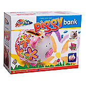 Grafix Make Your Own Piggy Bank