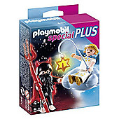 Playmobil Angel and Devil - Dolls and Playsets