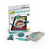 Crayola Photo Mix & Mash Digital Pen with Accessories