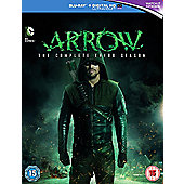 Arrow - Series 3 Blu-ray