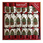 Robin Reed Crackers - Yule Tree - 10 Inch - 12 Pack