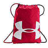Under Armour Ozsee Sackpack Gymsack Bag Red