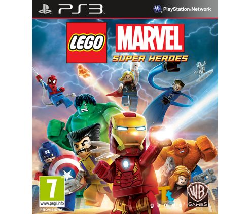 Lego Marvel Superheroes  (PS3)