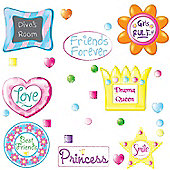 Wall Frames Wall Stickers