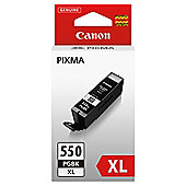 Canon Inkjet PGI 550XL PG printer ink cartridge - Black