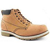 Skechers Mens Shockwaves Various Boots - Beige