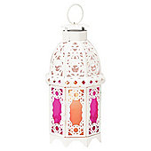 Tesco Moroccan Lantern Pink/Orange