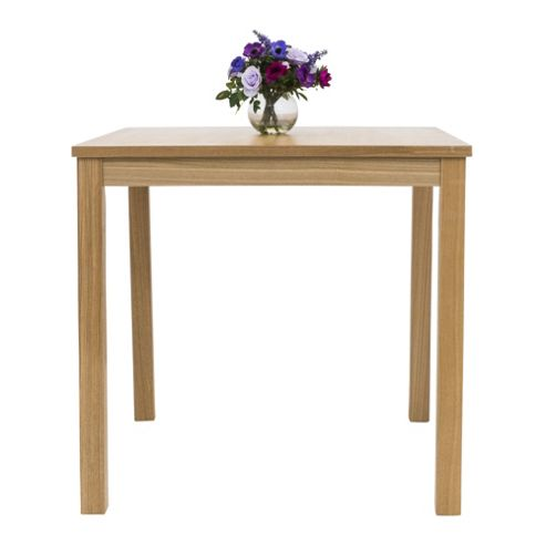 Home Zone Oakvale Dining Table - 78.5cm