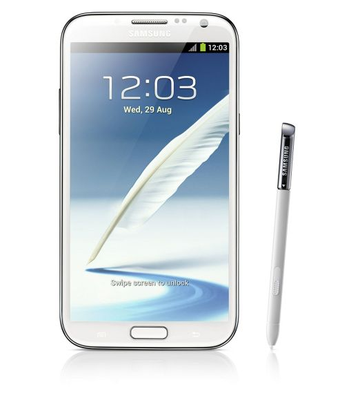 Samsung Galaxy Note II - Android Phone