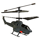 Thumbs Up Gyro Stealth Attack Remote Control Helicopter