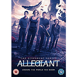Allegiant DVD