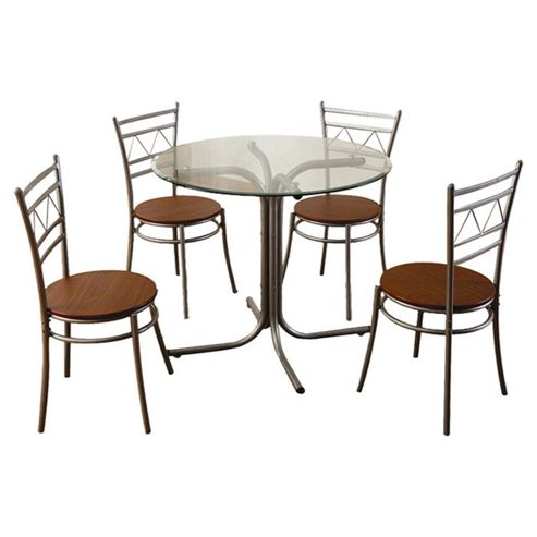 Home Zone Renata 5 Piece Dining Set