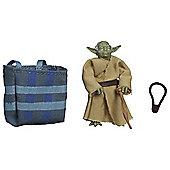 Star Wars The Black Series Yoda Jedi Training Figure