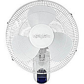 Stirflow SWFR16 16 Inch Wall Fan with Remote Control