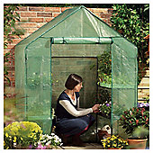 Dobbies Medium Walk-in Greenhouse