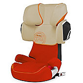 Cybex Solution X2-Fix Car Seat (Autumn Gold)