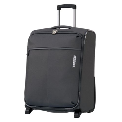 Samsonite American Tourister Toulouse 2-Wheel Suitcase, Black Medium