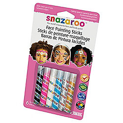 Snazaroo girls face paint sticks
