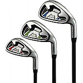Jaxx Juniors R3 Junior Individual Irons Flex 9 Iron - Green (8-10 yrs)