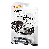 Hot Wheels James Bond Diecast Vehicle - Casino Royale