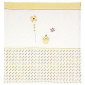 Mamas & Papas cotbed quilt & bumper set, Windmill