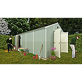BillyOh 5000 20 x 10 Windowless Tongue & Groove Workshop Shed