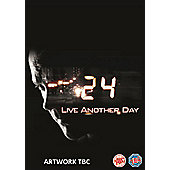 24: Live Another Day DVD