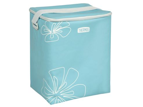 Thermos 185409 Life. Coolbag Floral Blue 20L