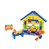 Peppa Pig PlayBig Blox School Construction Set