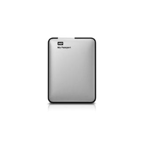 Western Digital My Passport 1TB Portable Hard Drive USB 3.0 External (Cool Silver)