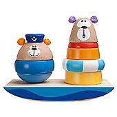 Chicco Sailor Friends Stacker